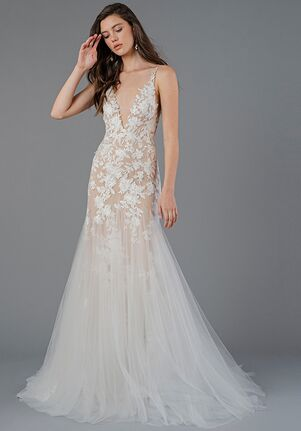 Jenny Yoo Collection Talisa Mermaid Wedding Dress