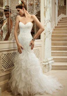 Casablanca Bridal 2096 Mermaid Wedding Dress