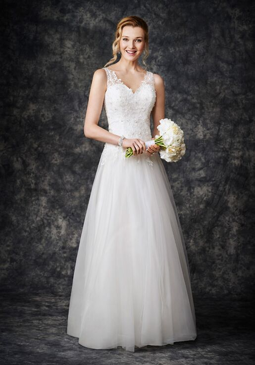 Kenneth Winston Gallery Collection Ga2258 Wedding Dress The Knot