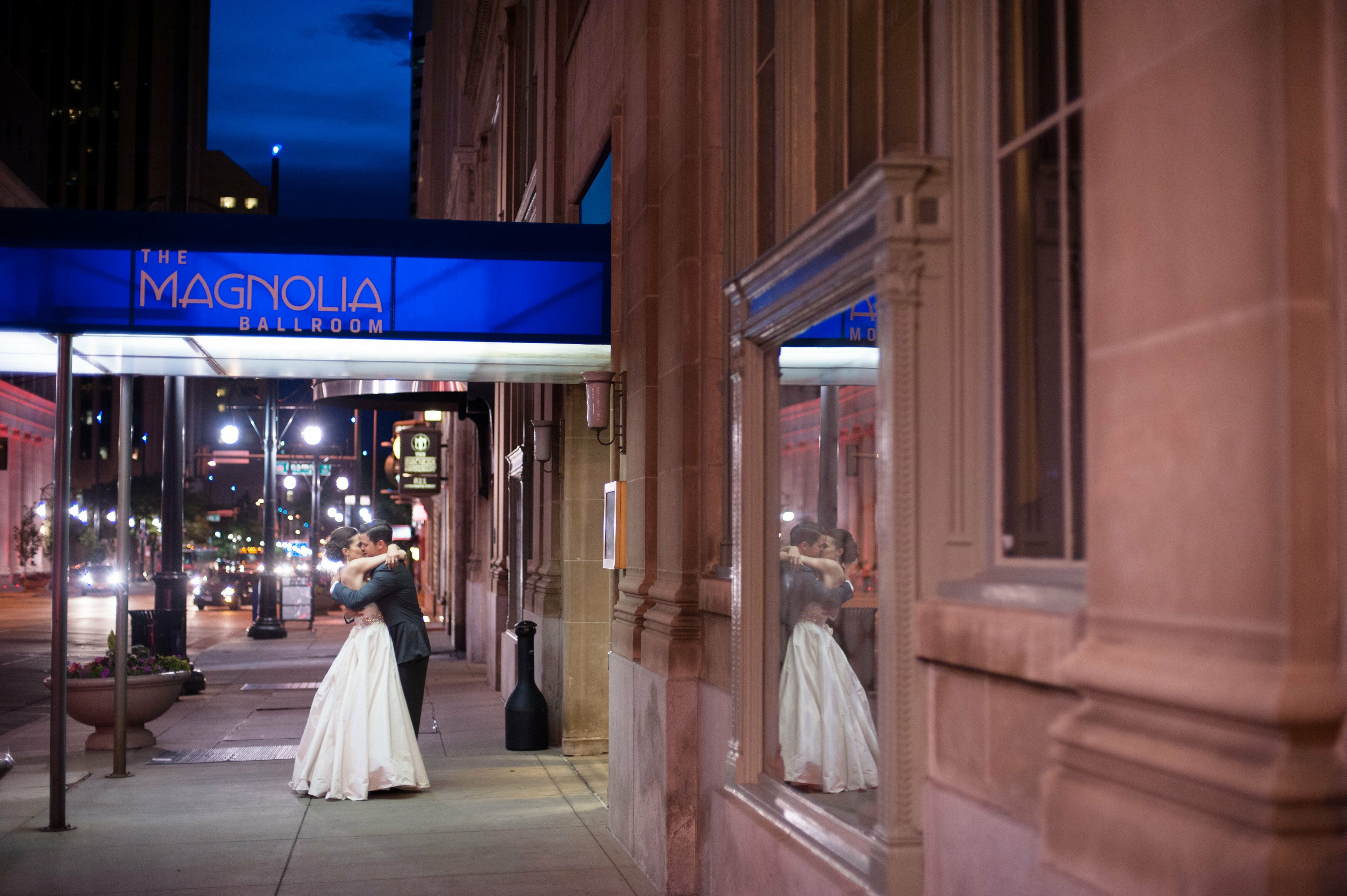Wedding reception venues in denver co the knot magnolia hotel denver a tribute portfolio hotel junglespirit Image collections