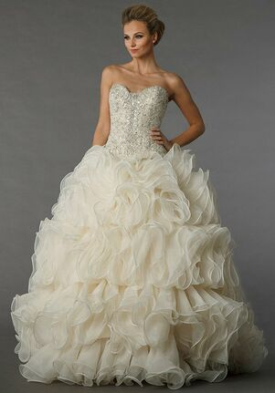 Danielle Caprese for Kleinfeld 113073 Ball Gown Wedding Dress