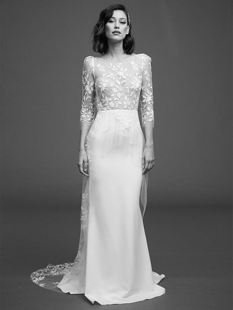 Rime Arodaky 3/4 length sleeve dress
