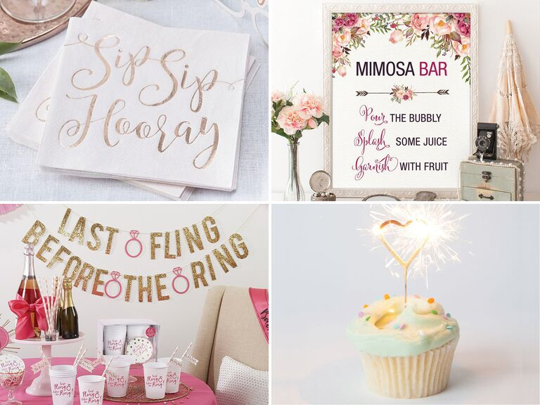 0dbffdb7ddc4 Are you putting together an awesome bachelorette party for the bride and  her crew  Then you need some decorations. Setting up a fun ambience is one  of the ...