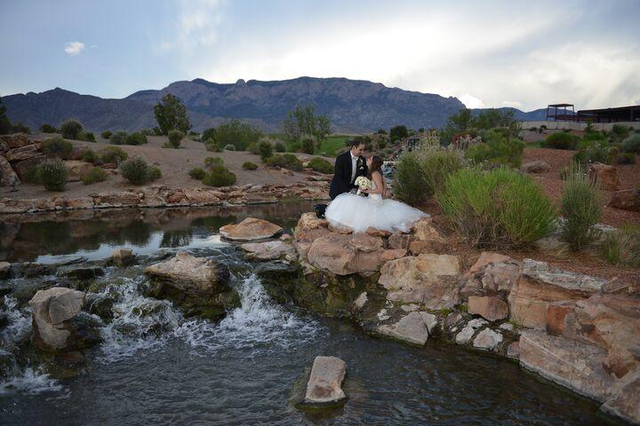 Wedding Invitations Albuquerque: Sandia Golf Club