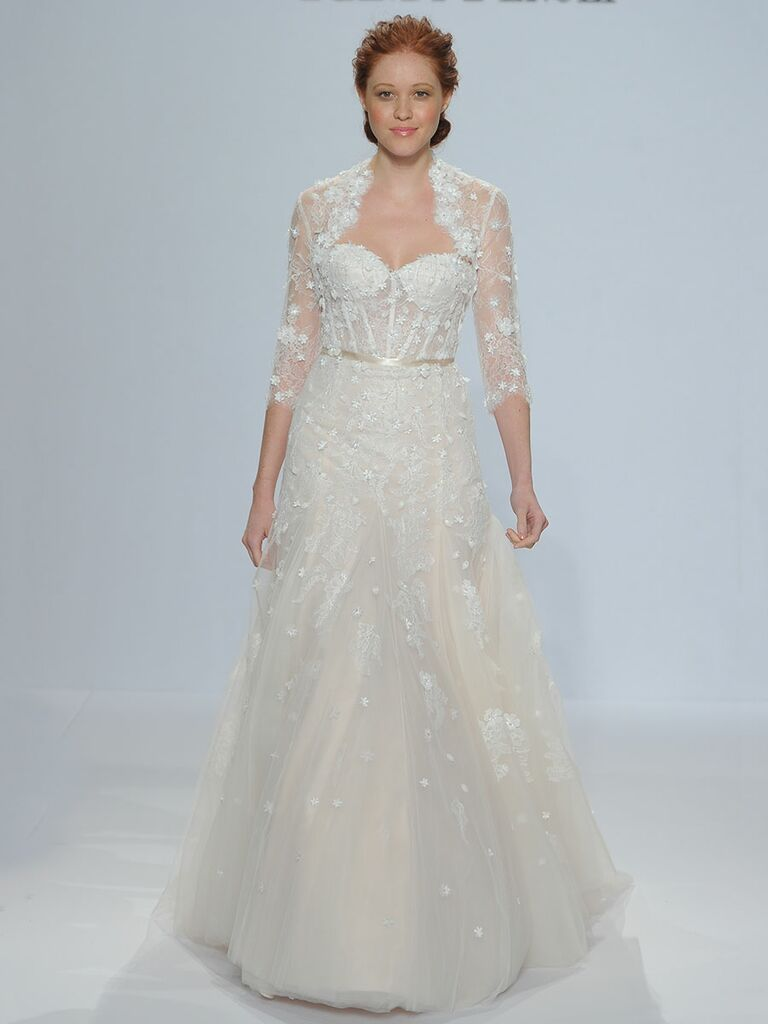 Randy Fenoli Spring 2018 Collection: Bridal Fashion Week Photos