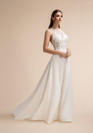 Moonlight Tango T910 A-Line Wedding Dress