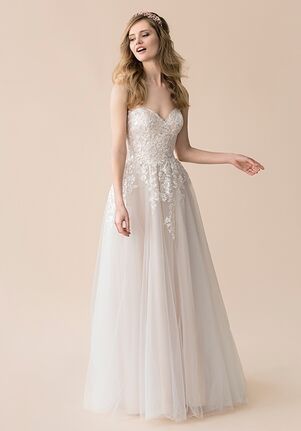 Moonlight Tango T811 A-Line Wedding Dress