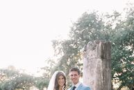 Molly Coleman (28 and a yoga instructor) and Michael Frank (27 and an executive health care recruiter) chose The Inn at Palmetto Bluff in Bluffton, So