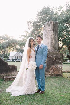 Modern Southern Wedding in South Carolina