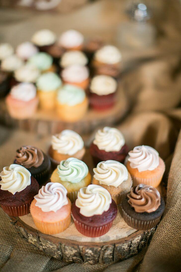 Mini-Cupcake Desserts