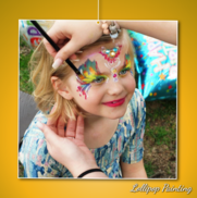 Plainfield, IL Face Painting | Lollipop Face Painting
