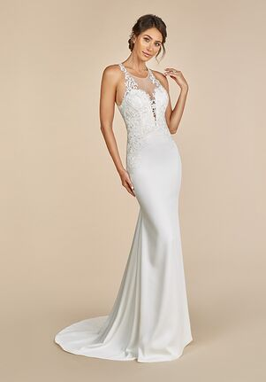 Moonlight Tango T893 Mermaid Wedding Dress