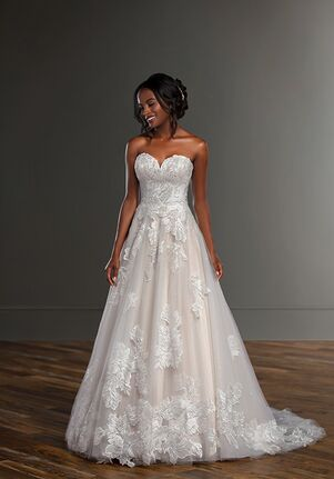 Martina Liana 1232 Ball Gown Wedding Dress
