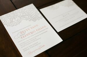 Elegant Invitation Suite