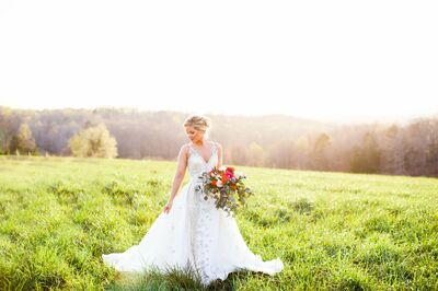 Gregory Ellenburg Bride