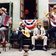 New York City, NY Jazz Band | The Bailsmen