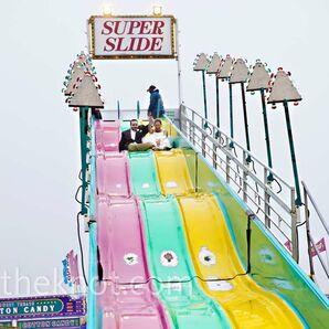 Slide Reception Entertainment