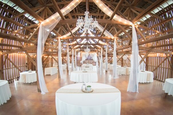 Missouri Wedding Venues The Gambrel Barn