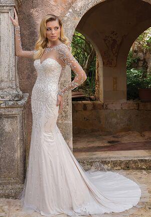 Justin Alexander 88060 Sheath Wedding Dress