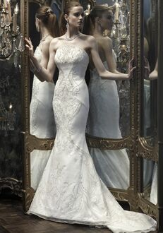 Amaré Couture B066 Mermaid Wedding Dress