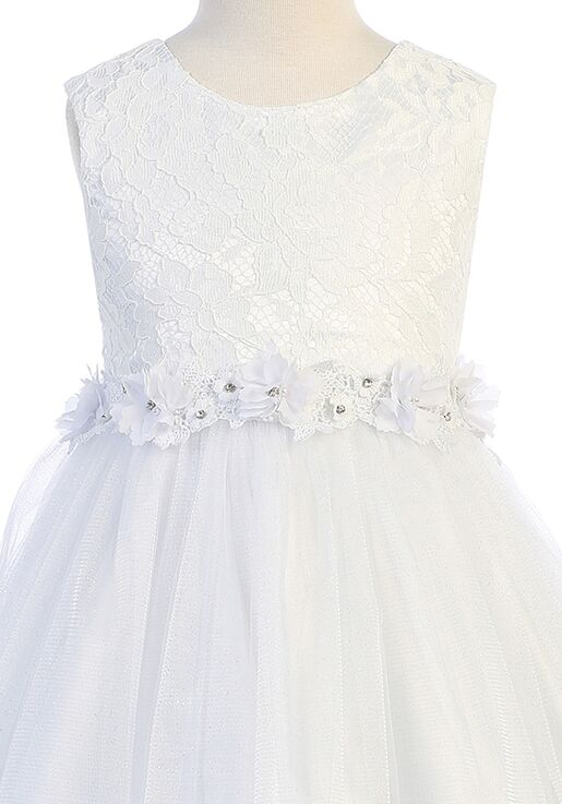 Kid's Dream 468 Ivory Flower Girl Dress