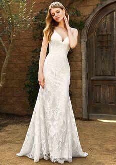 Simply Val Stefani WHITNEY Mermaid Wedding Dress