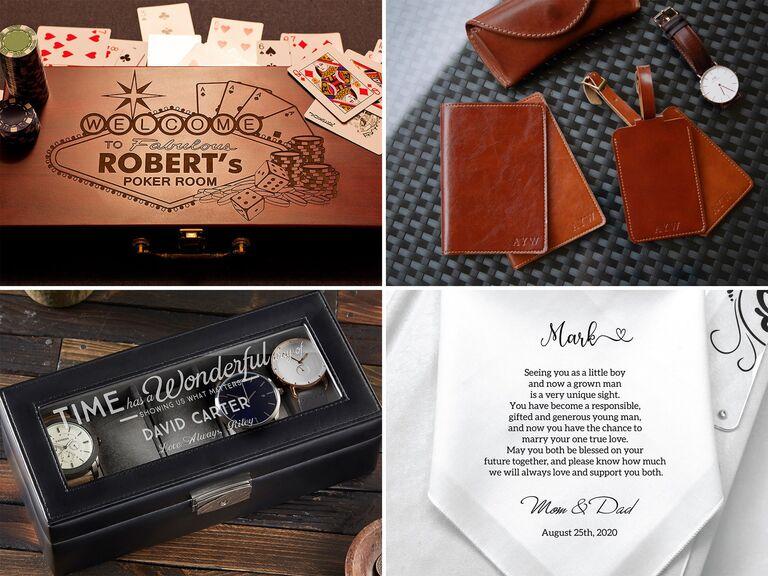 wedding gift ideas for son
