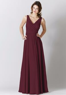 Kennedy Blue Anna V-Neck Bridesmaid Dress