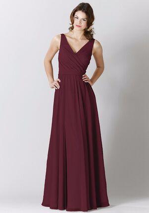 Kennedy Blue Anna V-Neck Bridesmaid Dress