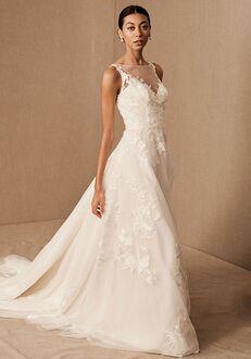 BHLDN Marceline Gown A-Line Wedding Dress