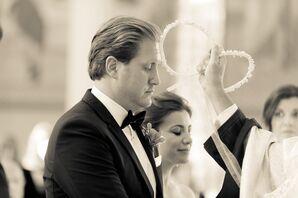 Traditional Greek Orthodox Wedding Ceremony