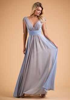 B2 Bridesmaids by Jasmine B223002 V-Neck Bridesmaid Dress