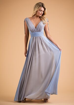 B2 Bridesmaids by Jasmine B223002 V-Neck Bridesmaid Dress