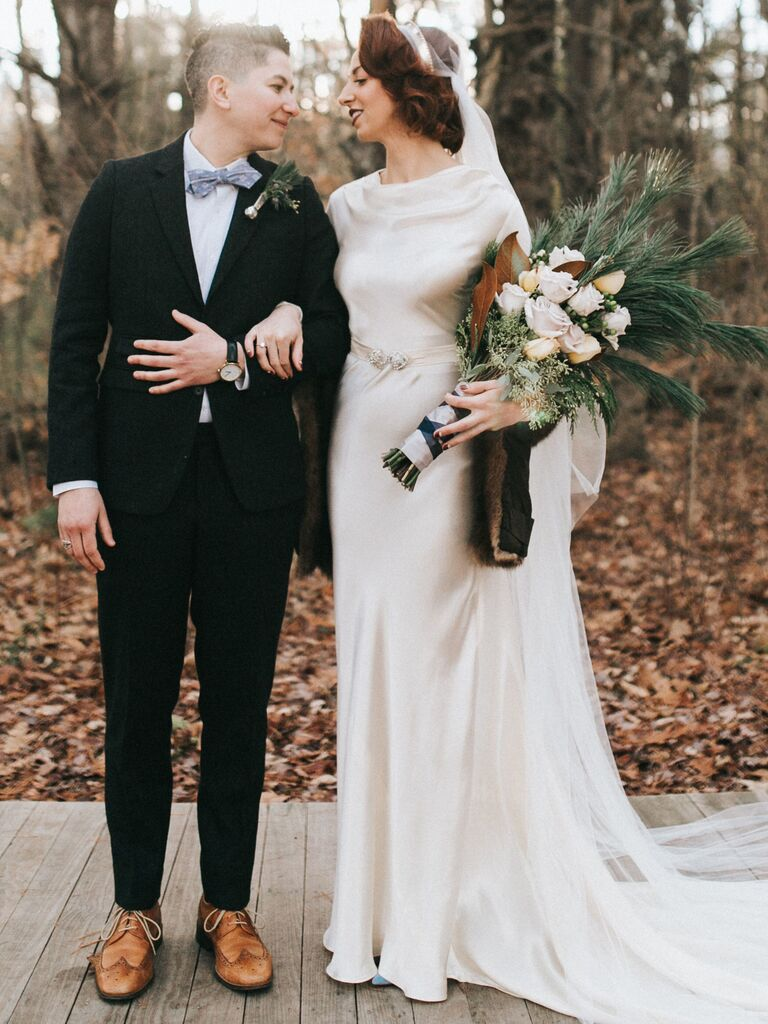 63 Winter Wedding Ideas That Are Cozy And Chic