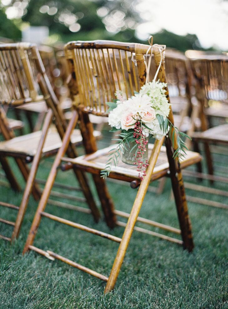 Ceremony Chair Decoration