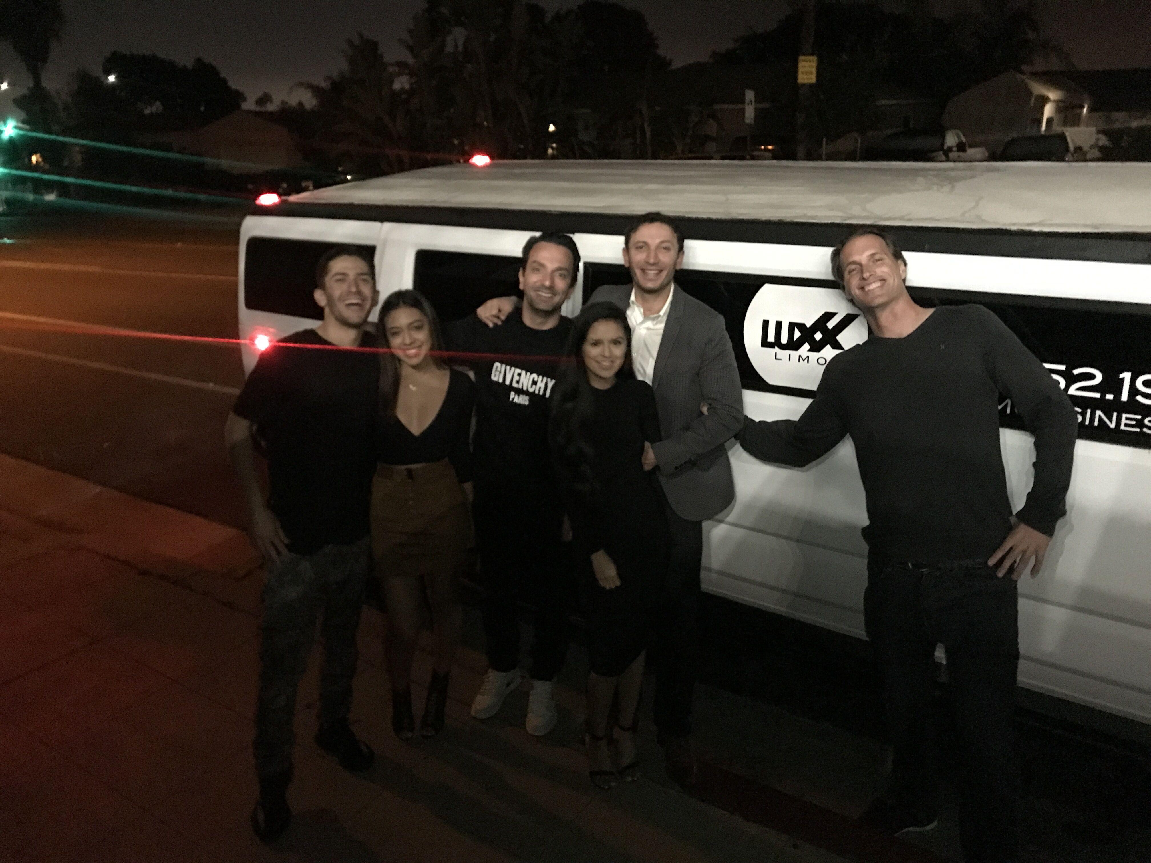 Masterpiece Limousine San Diego CA