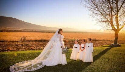 Tehachapi Wedding Venues | Rose Garden Estate Reception Venues Tehachapi Ca