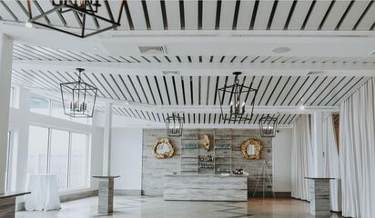 Newport Beach House A Longwood Venue Reception Venues