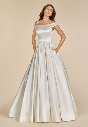 Moonlight Tango T886 Ball Gown Wedding Dress