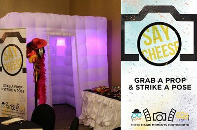 These Magic Moments Photobooth