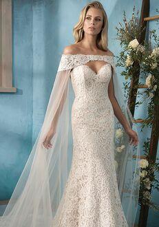 Jasmine Collection F191058 Mermaid Wedding Dress