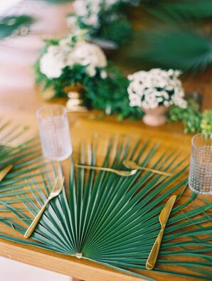 Palm Frond Charger