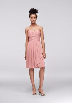 David's Bridal Collection David's Bridal Style F14847 Sweetheart Bridesmaid Dress