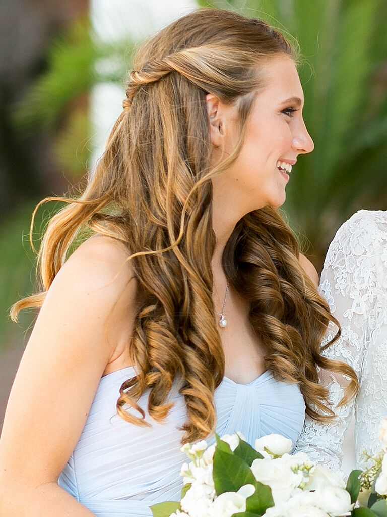 11 Best Wedding Hairstyles for a Strapless Dress