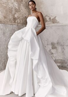 Viktor&Rolf Mariage TAFFETA VOLANT DREAM Ball Gown Wedding Dress