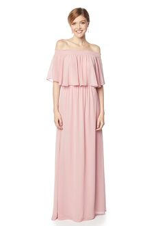 Bill Levkoff 1701 Off the Shoulder Bridesmaid Dress