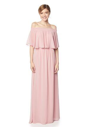 Bill Levkoff 1701 Off the Shoulder Bridesmaid Dress