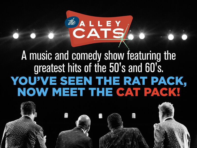 The Alley Cats - Oldies A Cappella Group - Anaheim, CA