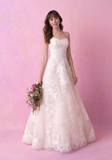 Allure Romance 3164 Ball Gown Wedding Dress