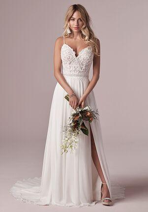 Rebecca Ingram LORRAINE A-Line Wedding Dress